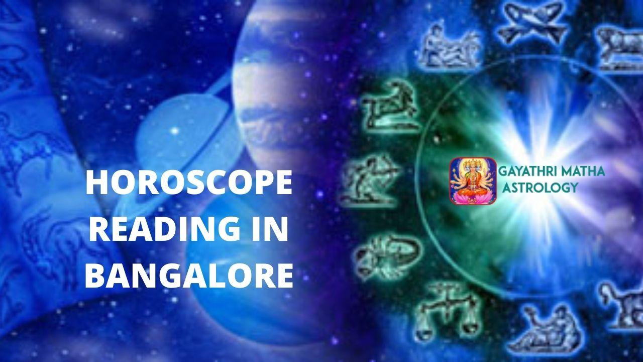 Horoscope reading in Bangalore