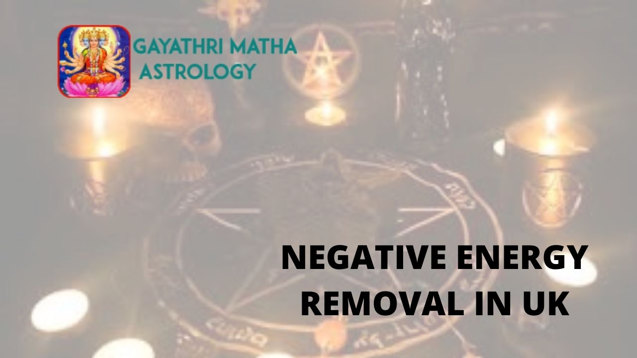 Negative energy removal in UK