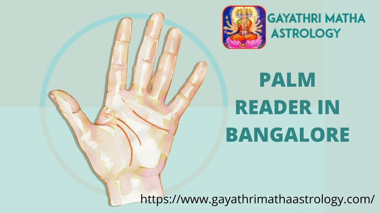 Palm Reader in Bangalore