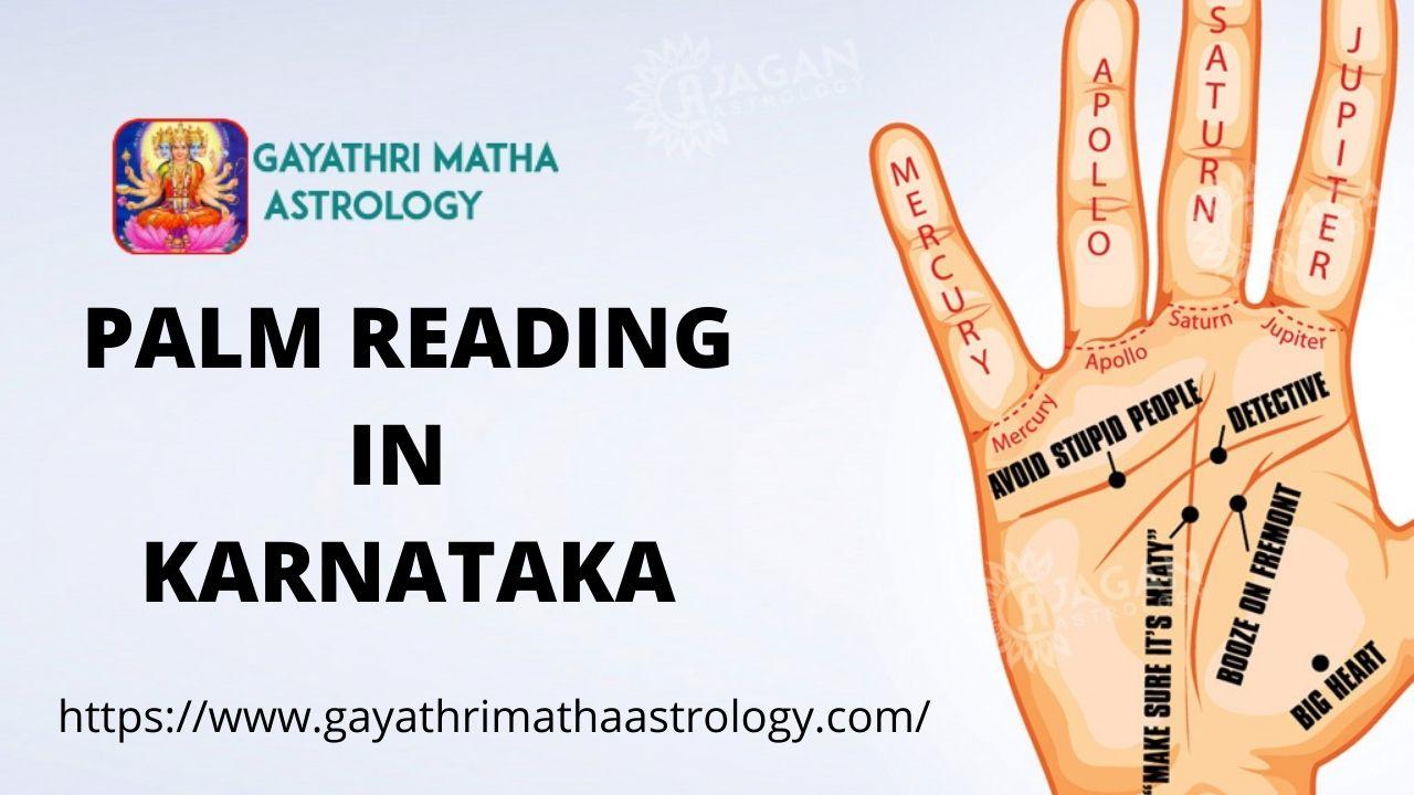Palm reading in Karnataka