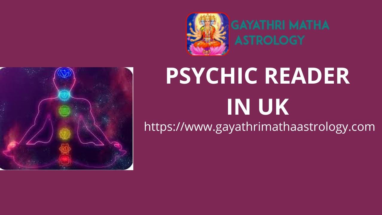 Psychic Reader in UK