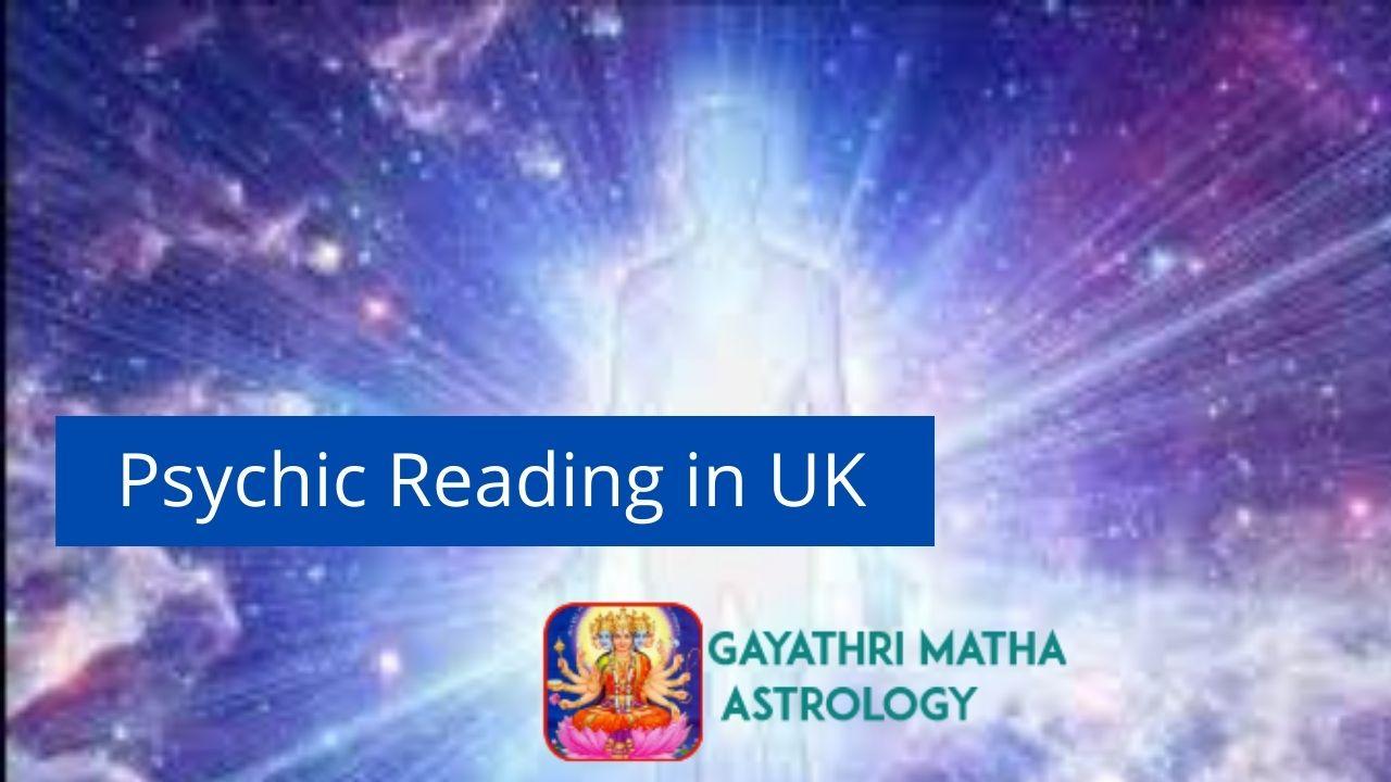 Psychic reading in UK
