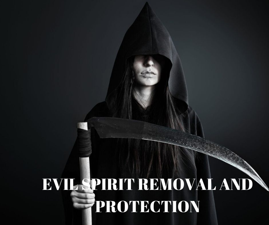 Evil Spirit Removal and Protection