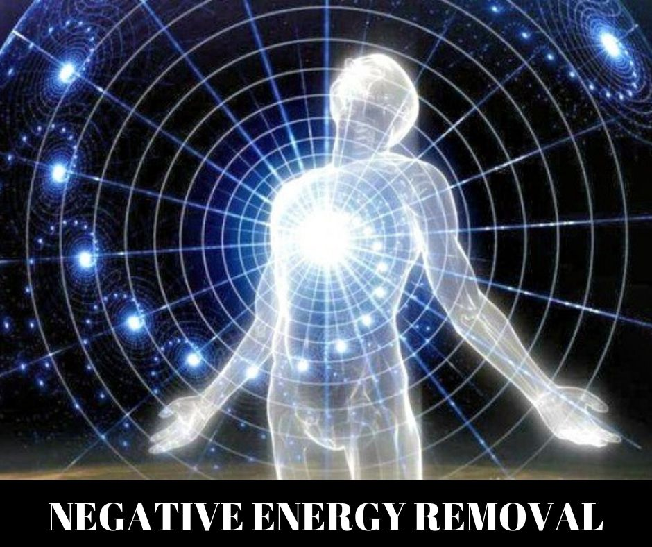 Negative Energy Removal