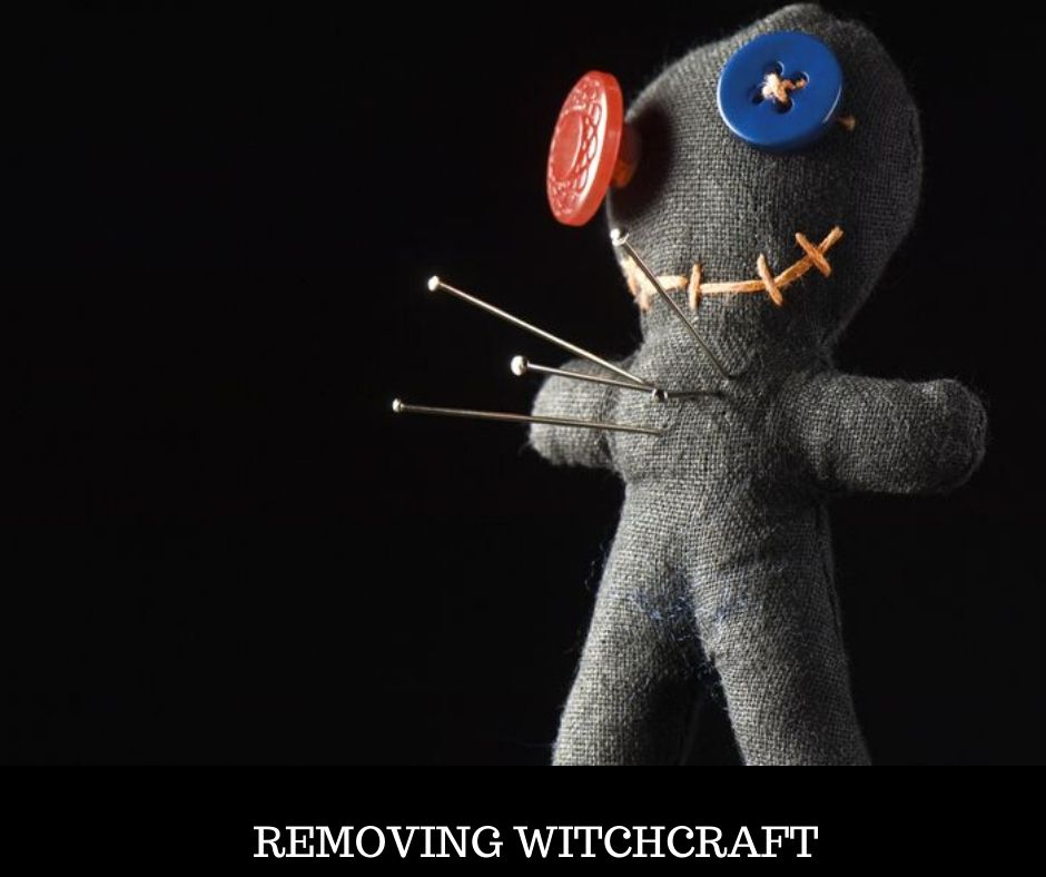 Removing witchcraft